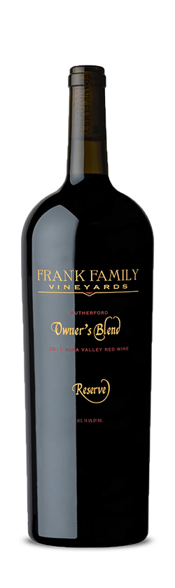 Bottle of 2016 Owner's Blend