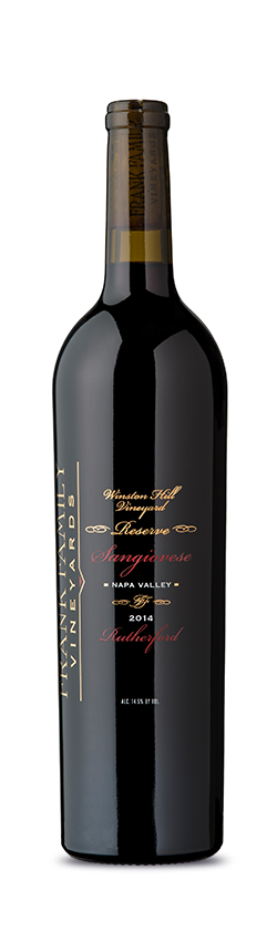 Winston Hill Vineyard Sangiovese Wine